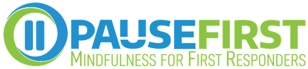 Pause First Logo with Tagline
